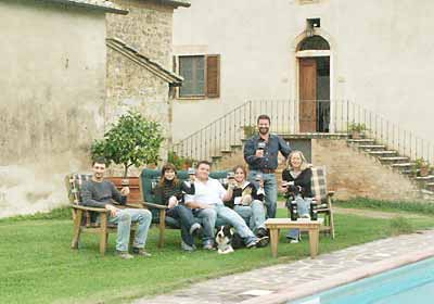 Landlord Photo for ITALY - TUSCANY Vacation Rental