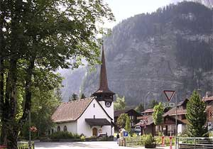 Kandersteg, Switzerland - Oberland Photo One