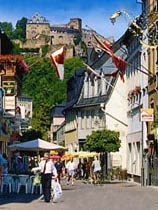 St. Goar, Germany - Rhine Photo One